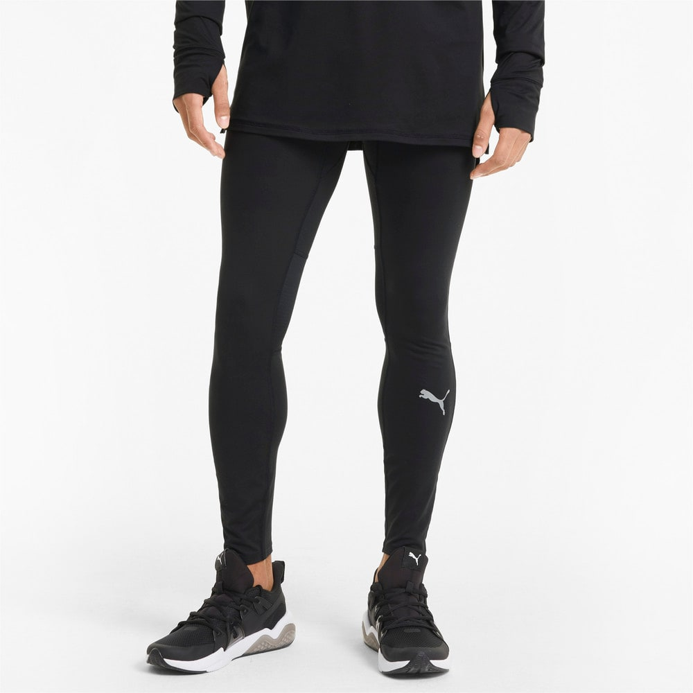 Изображение Puma Леггинсы Favourite Long Men's Running Tights #1