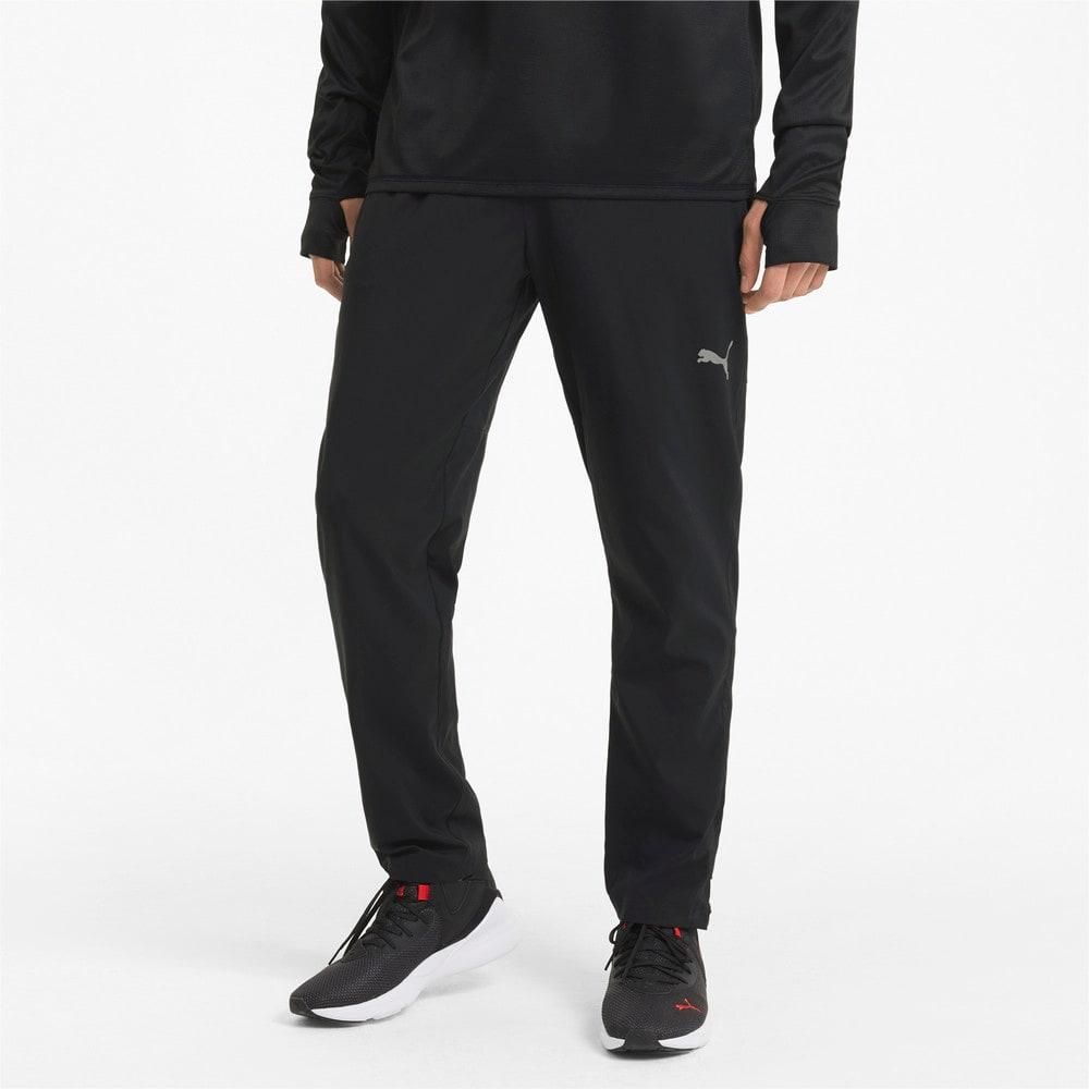 Зображення Puma Штани Favourite Tapered Men's Running Pants #1