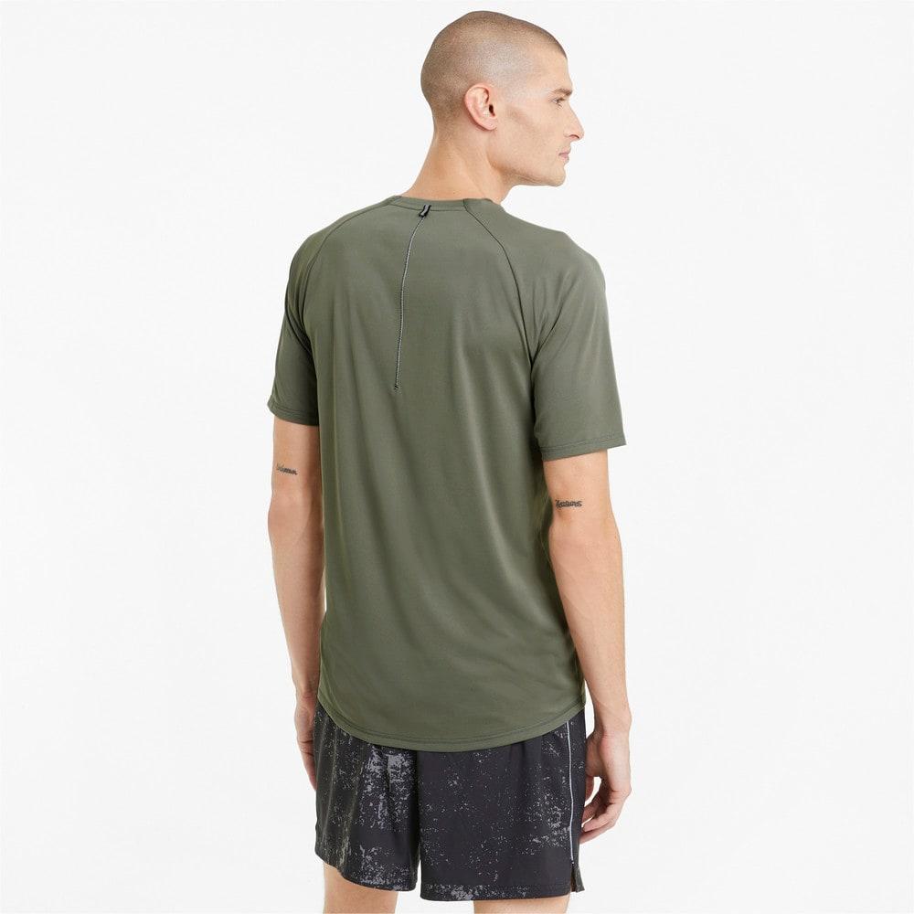 Изображение Puma Футболка COOLadapt Short Sleeve Men's Running Tee #2: Vetiver