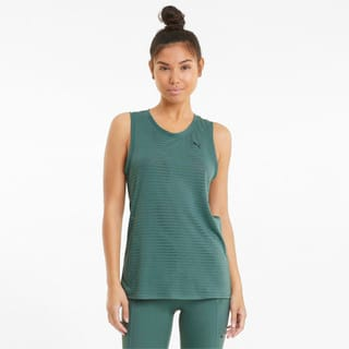 Изображение Puma Майка Studio Burnout Women's Training Tank Top