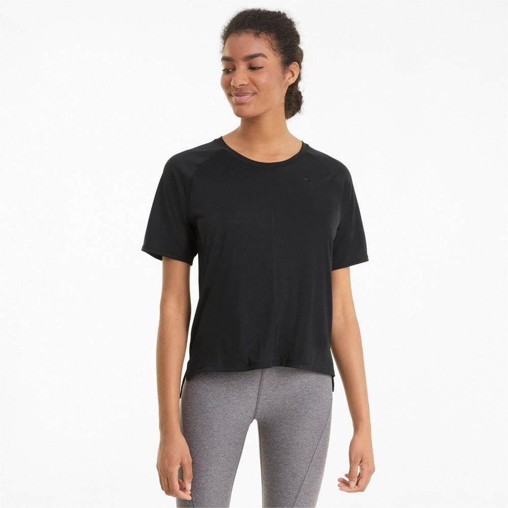 Image PUMA Camiseta Studio Graphene Relaxed Fit Training Feminina #1