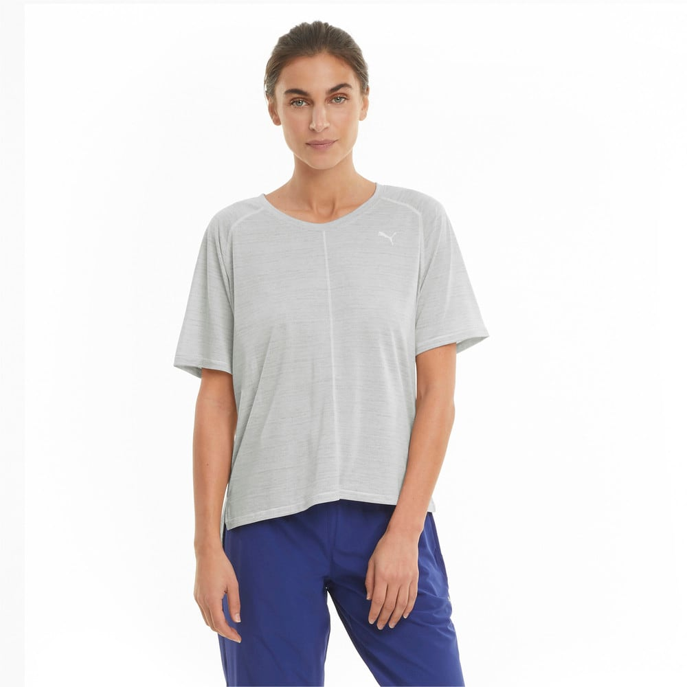 Изображение Puma Футболка Studio Graphene Relaxed Fit Women's Training Tee #1