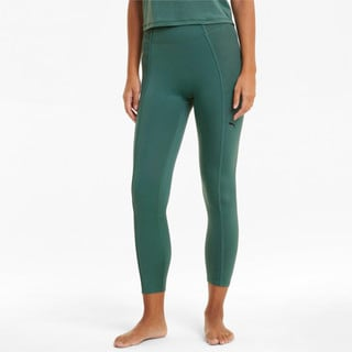 Изображение Puma Леггинсы Studio Side Ribbed High Waist 7/8 Women's Training Leggings
