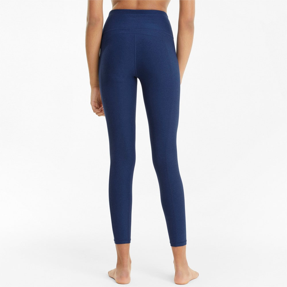 Изображение Puma Леггинсы Studio Yogini Luxe High Waist 7/8 Women's Training Leggings #2