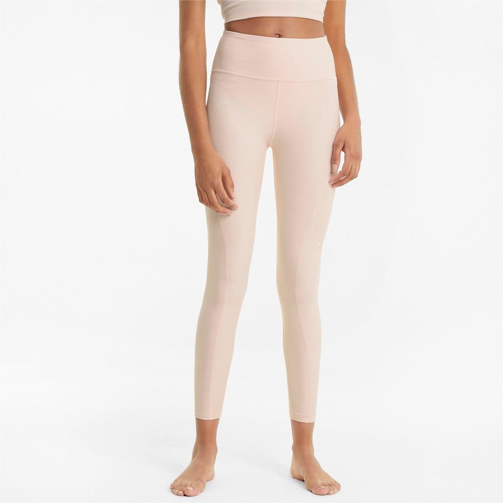 Зображення Puma Легінси Studio Yogini Luxe High Waist 7/8 Women's Training Leggings #1