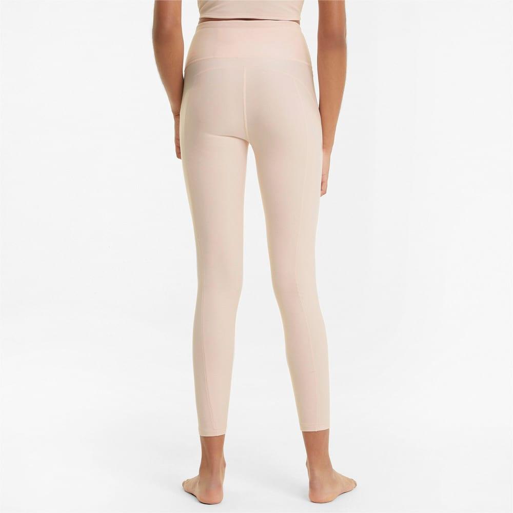 Зображення Puma Легінси Studio Yogini Luxe High Waist 7/8 Women's Training Leggings #2