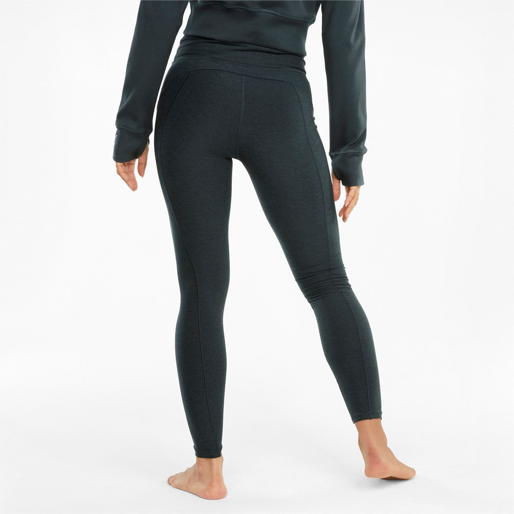 Изображение Puma Леггинсы Studio Yogini Luxe High Waist 7/8 Women's Training Leggings #2
