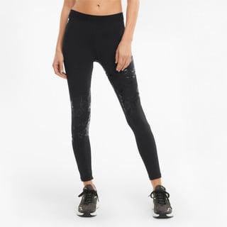 Изображение Puma Леггинсы UNTMD Printed Women's Training Leggings
