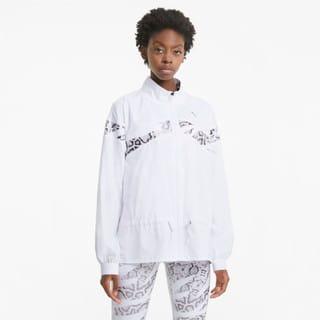 Изображение Puma Куртка UNTMD Woven Women's Training Jacket