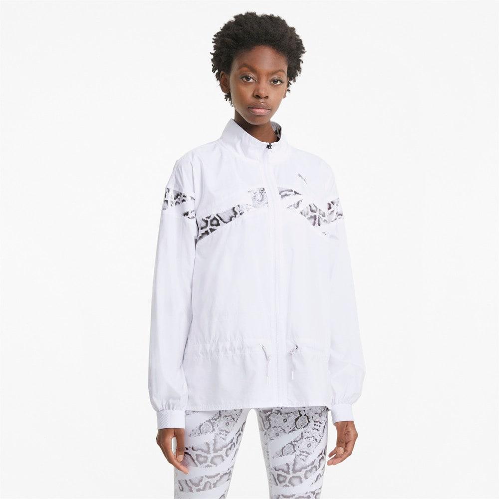 Зображення Puma Куртка UNTMD Woven Women's Training Jacket #1