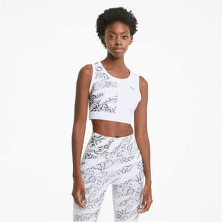 Image PUMA Regata Cropped Training UNTMD Feminina