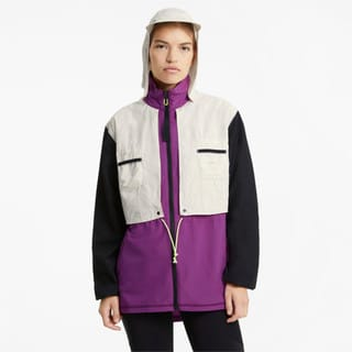 Изображение Puma Куртка PUMA x FIRST MILE Woven Women's Training Jacket