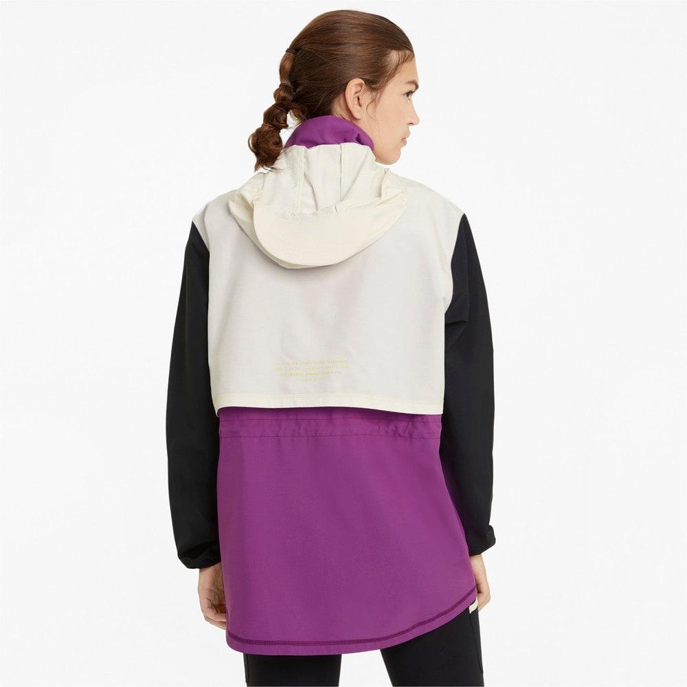 Изображение Puma Куртка PUMA x FIRST MILE Woven Women's Training Jacket #2: Byzantium-multi