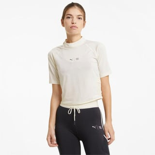 Изображение Puma Футболка PUMA x FIRST MILE Mock Women's Training Tee