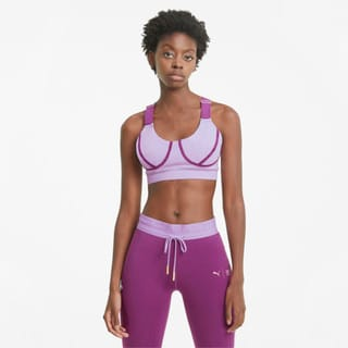 Зображення Puma Бра PUMA x FIRST MILE Mid Impact Padded Women's Training Bra
