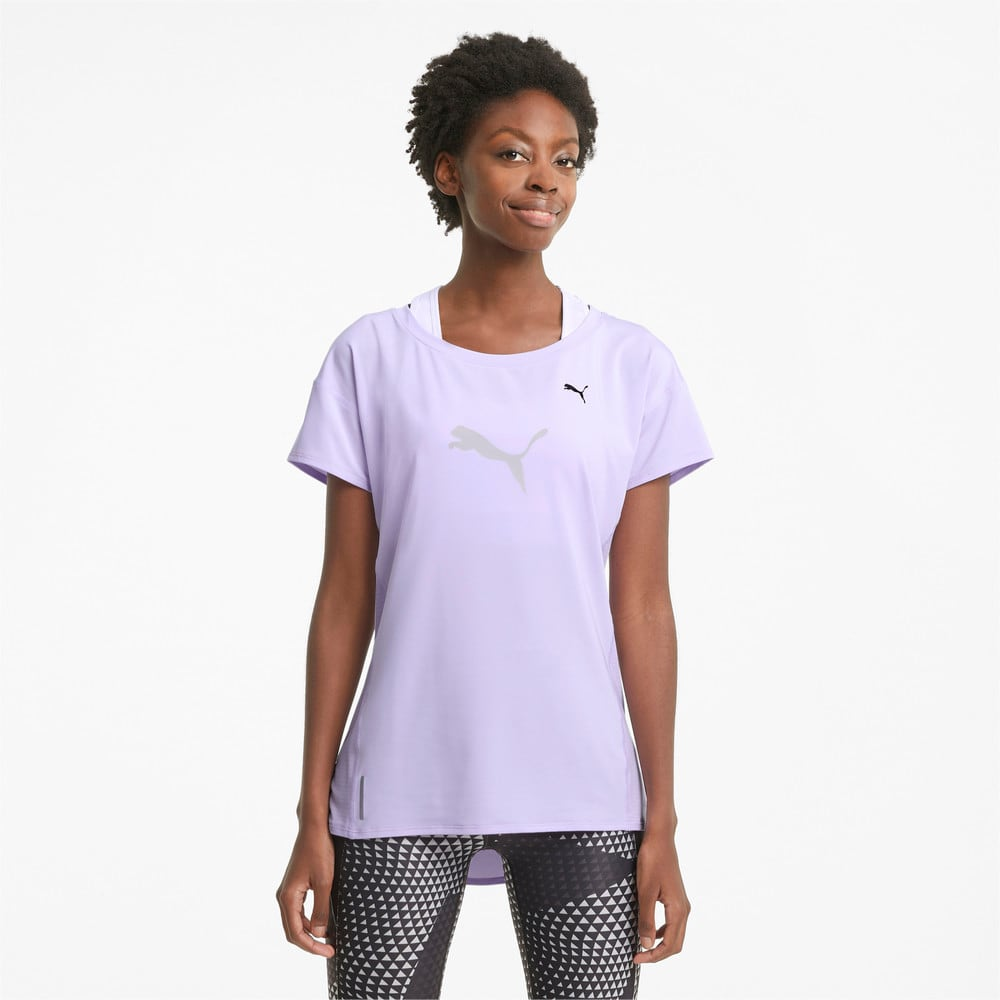 Изображение Puma Футболка Favourite Women's Training Tee #1