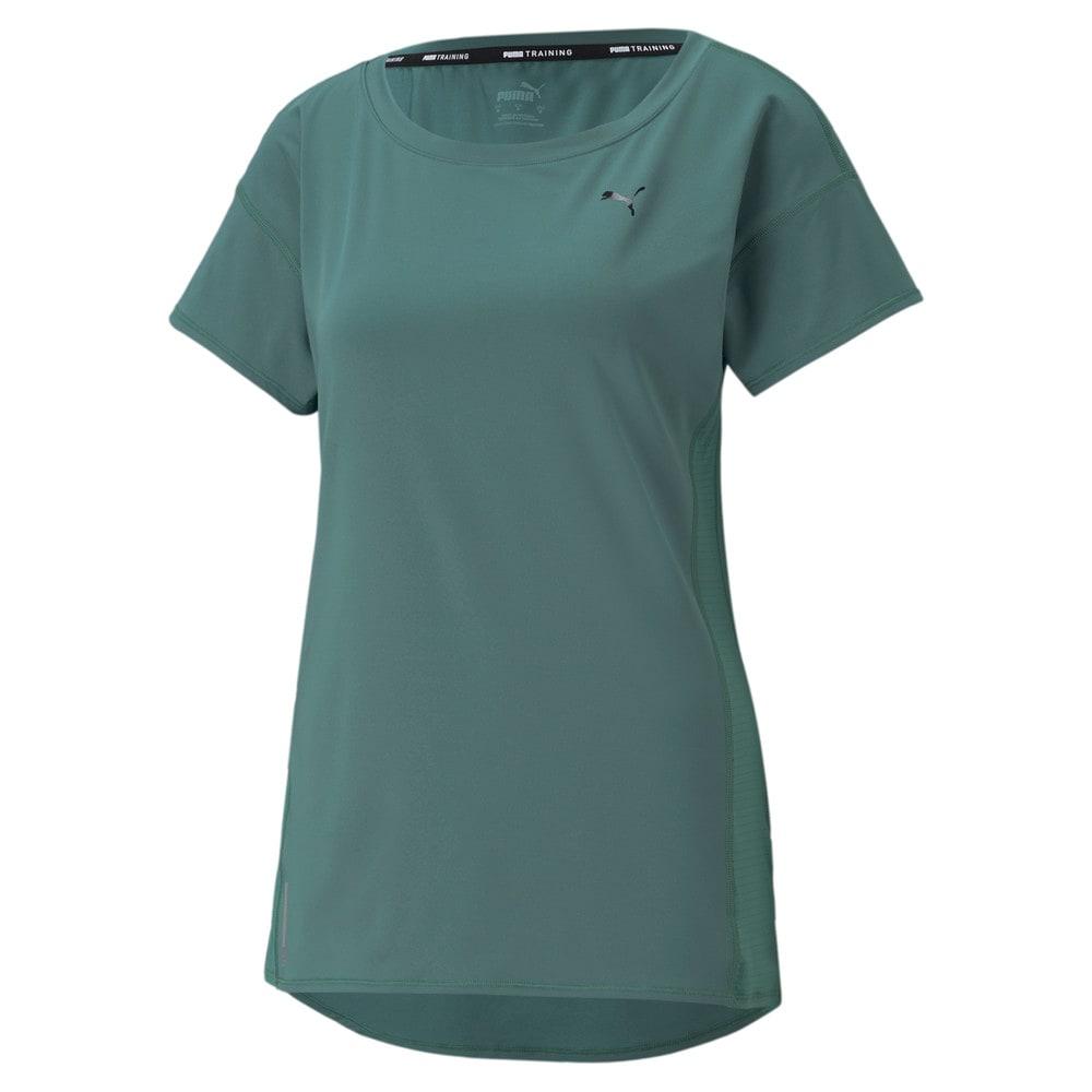 Зображення Puma Футболка Favourite Women's Training Tee #1: Blue Spruce