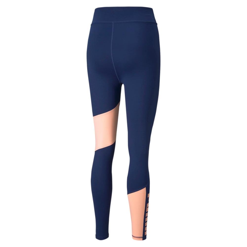 Image Puma Favourite Logo High Waist 7/8 Women's Training Leggings #2