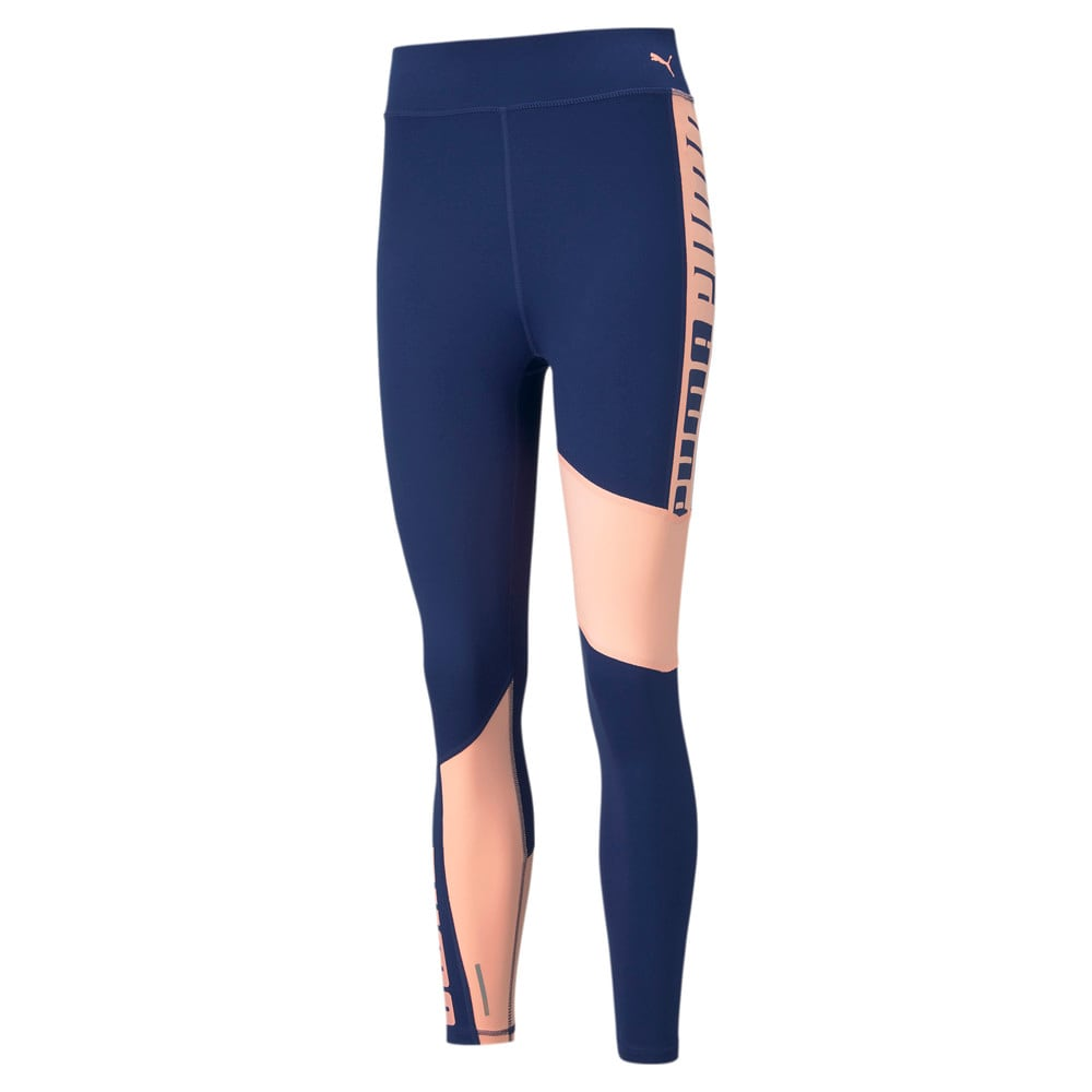 Image Puma Favourite Logo High Waist 7/8 Women's Training Leggings #1