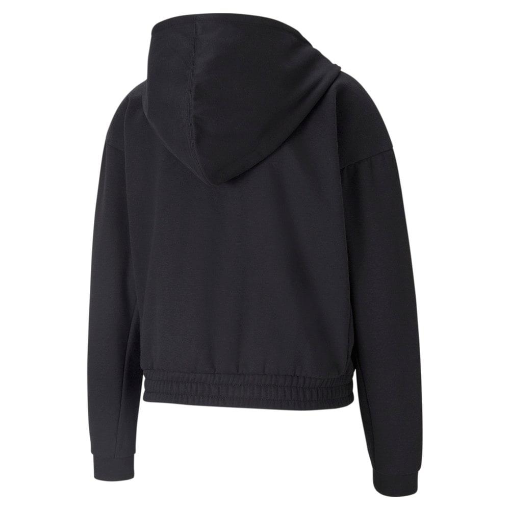 Изображение Puma Толстовка Favourite Full-Zip Women's Training Fleece Hoodie #2