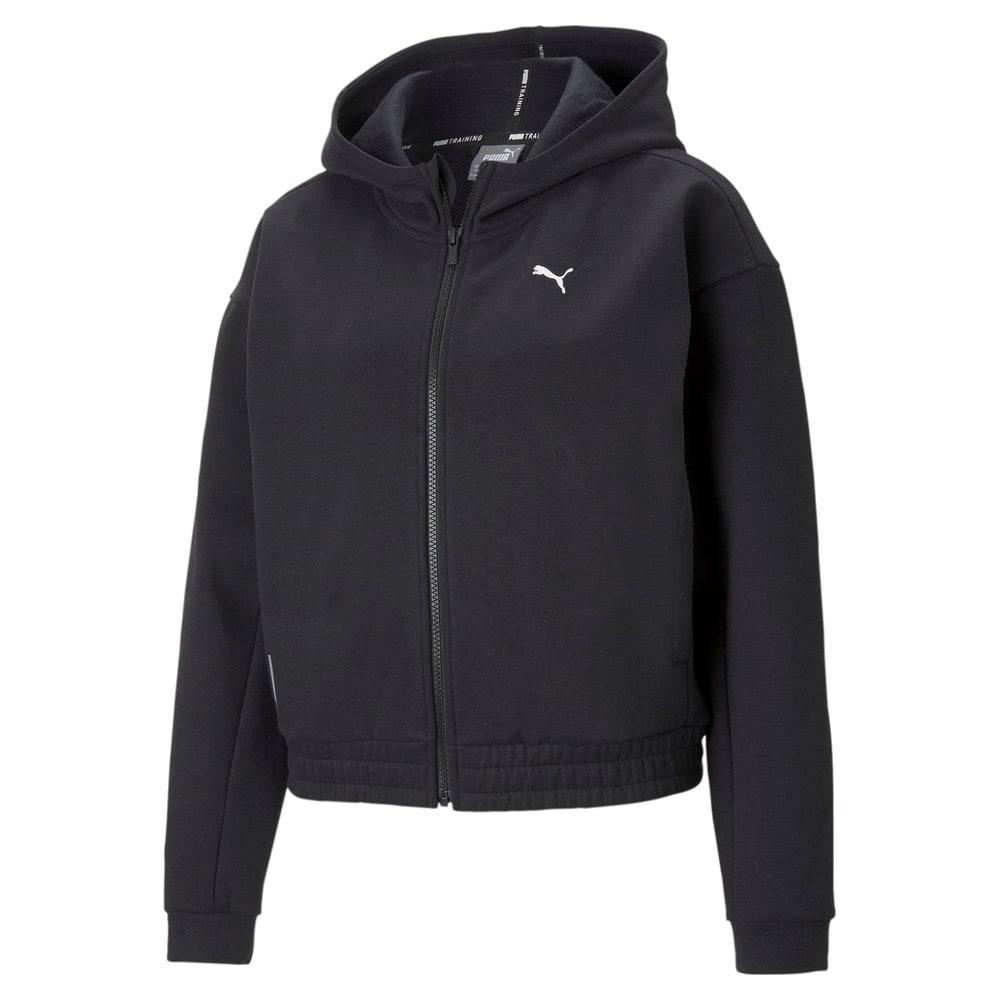 Изображение Puma Толстовка Favourite Full-Zip Women's Training Fleece Hoodie #1