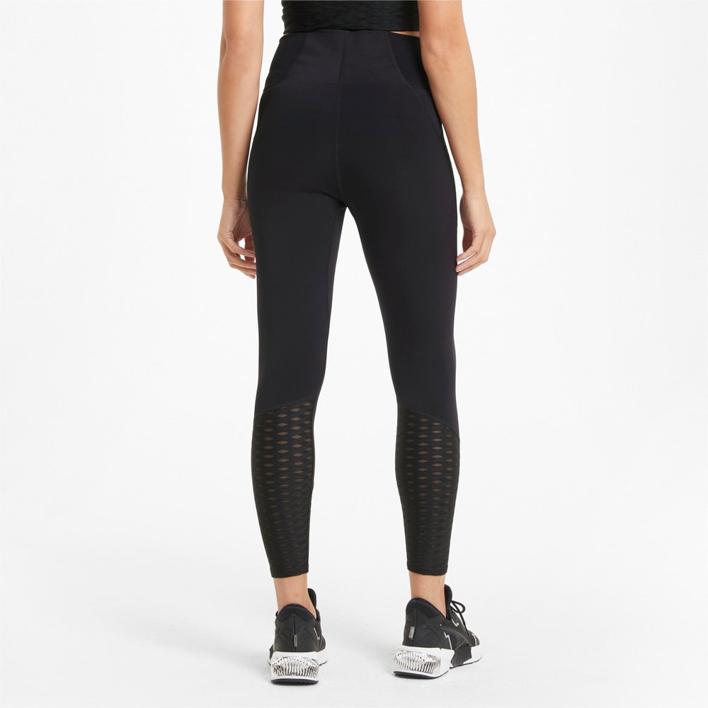 Изображение Puma Леггинсы Flawless 7/8 Women's Training Leggings #2