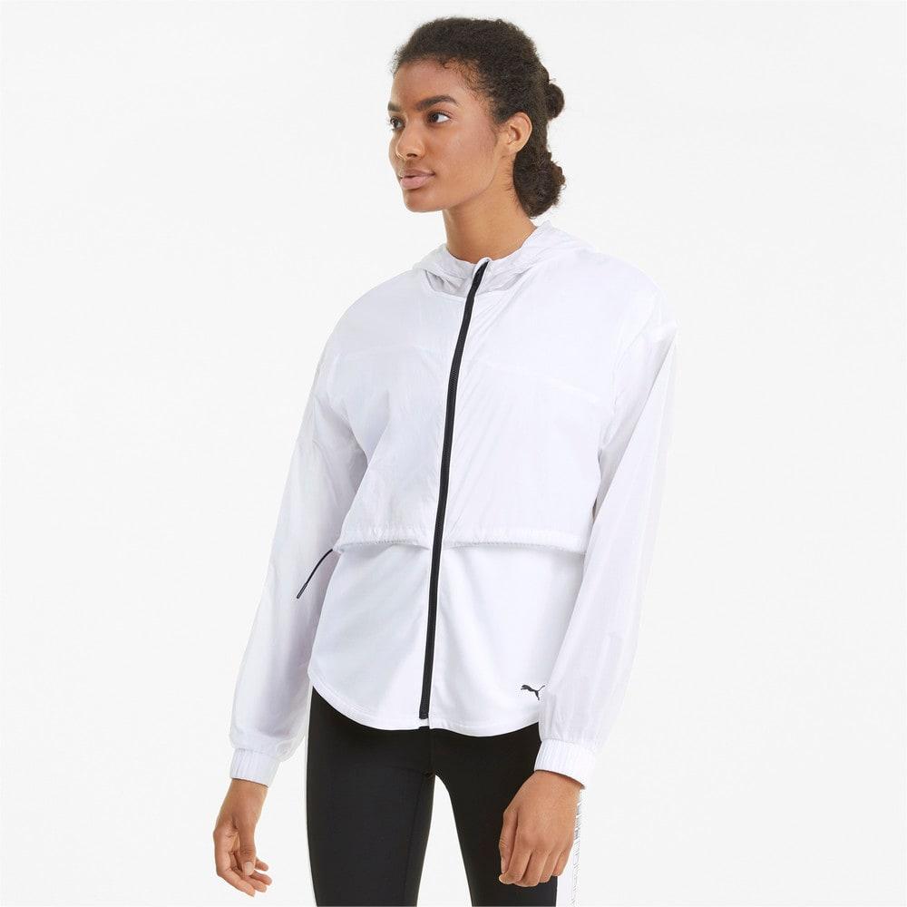 Imagen PUMA Chaqueta de training con capucha para mujer Ultra #1