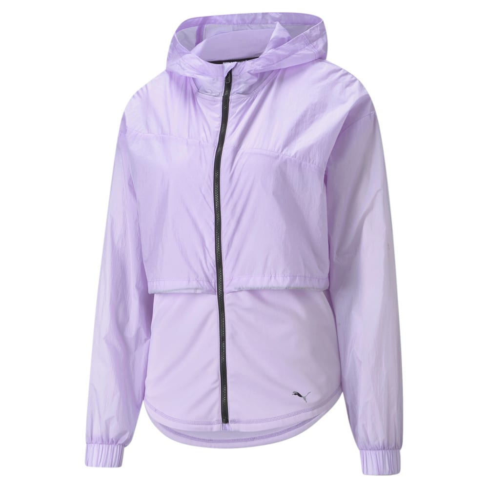 Изображение Puma Куртка Ultra Women's Hooded Training Jacket #1