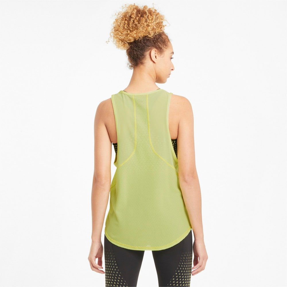 Изображение Puma Майка Mesh Women's Training Tank Top #2