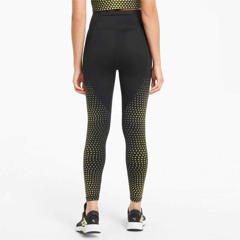 Imagen PUMA Leggings de training de largo 7/8 con cintura alta para mujer Digital #2