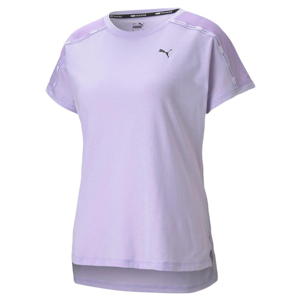 Image Puma Logo Boyfriend Women's Training Tee #1