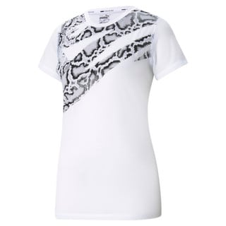 Изображение Puma Футболка Performance Graphic Short Sleeve Women's Training Tee
