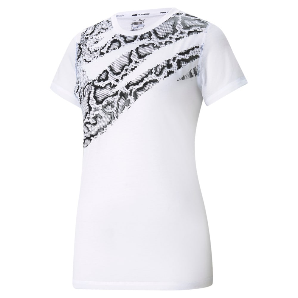 Зображення Puma Футболка Performance Graphic Short Sleeve Women's Training Tee #1