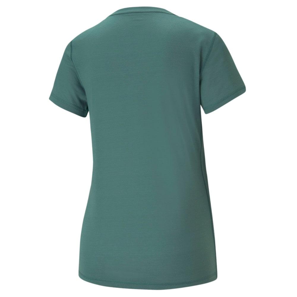 Изображение Puma Футболка Performance Slogan Short Sleeve Women's Training Tee #2
