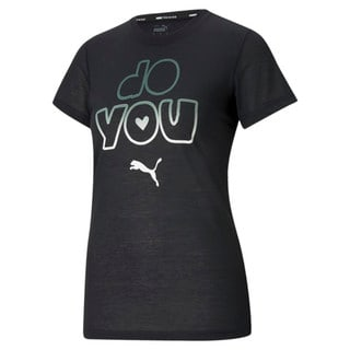 Зображення Puma Футболка Performance Slogan Short Sleeve Women's Training Tee