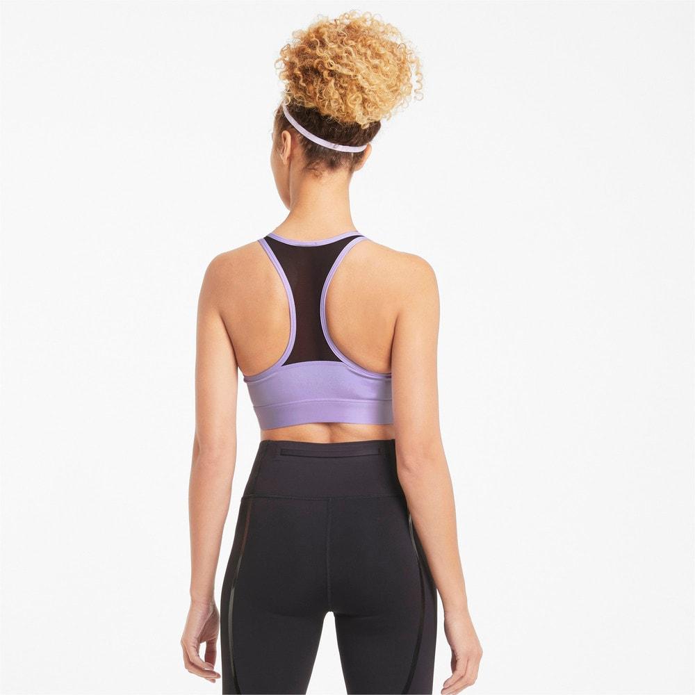 Image Puma High Impact Front Zip Women's Training Bra #2