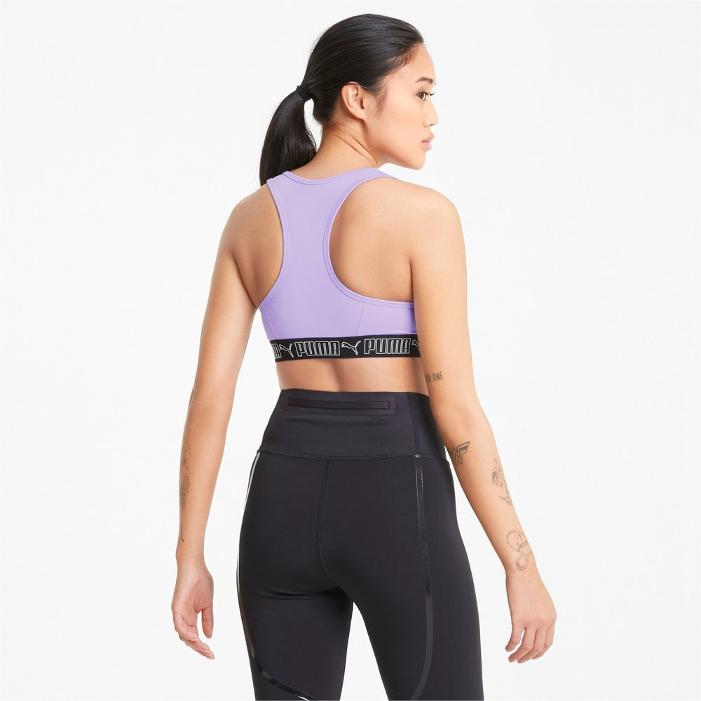 Зображення Puma Бра Mid Elastic Padded Women's Training Bra #2