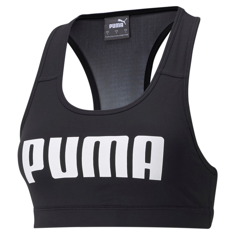 Image PUMA Top Mid Impact 4Keeps Training Feminino #1