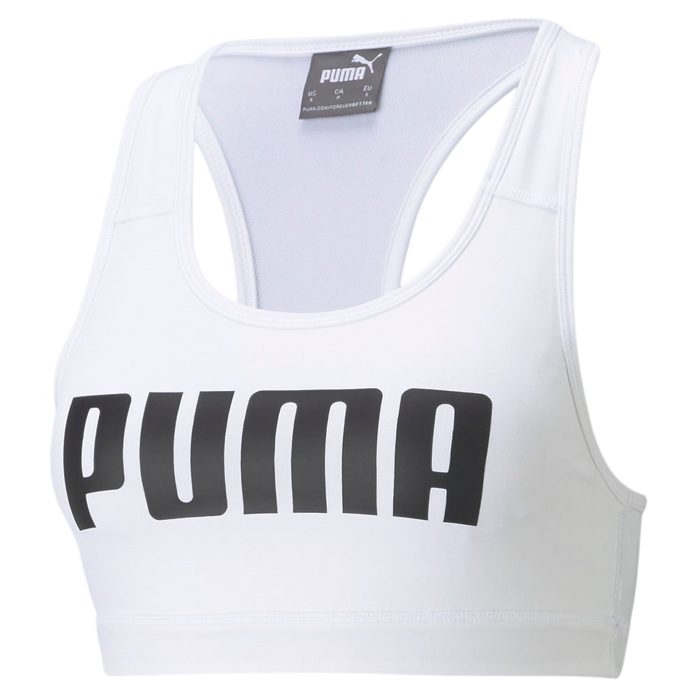 Зображення Puma Бра Mid Impact 4Keeps Women's Training Bra #1