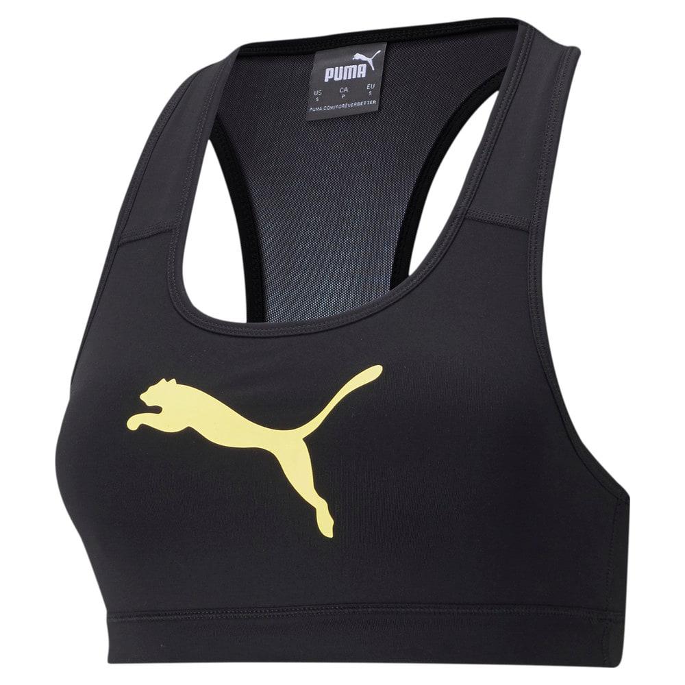 Изображение Puma Бра Mid Impact 4Keeps Women's Training Bra #1