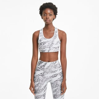 Изображение Puma Бра Mid 4Keeps Graphic Women's Training Bra