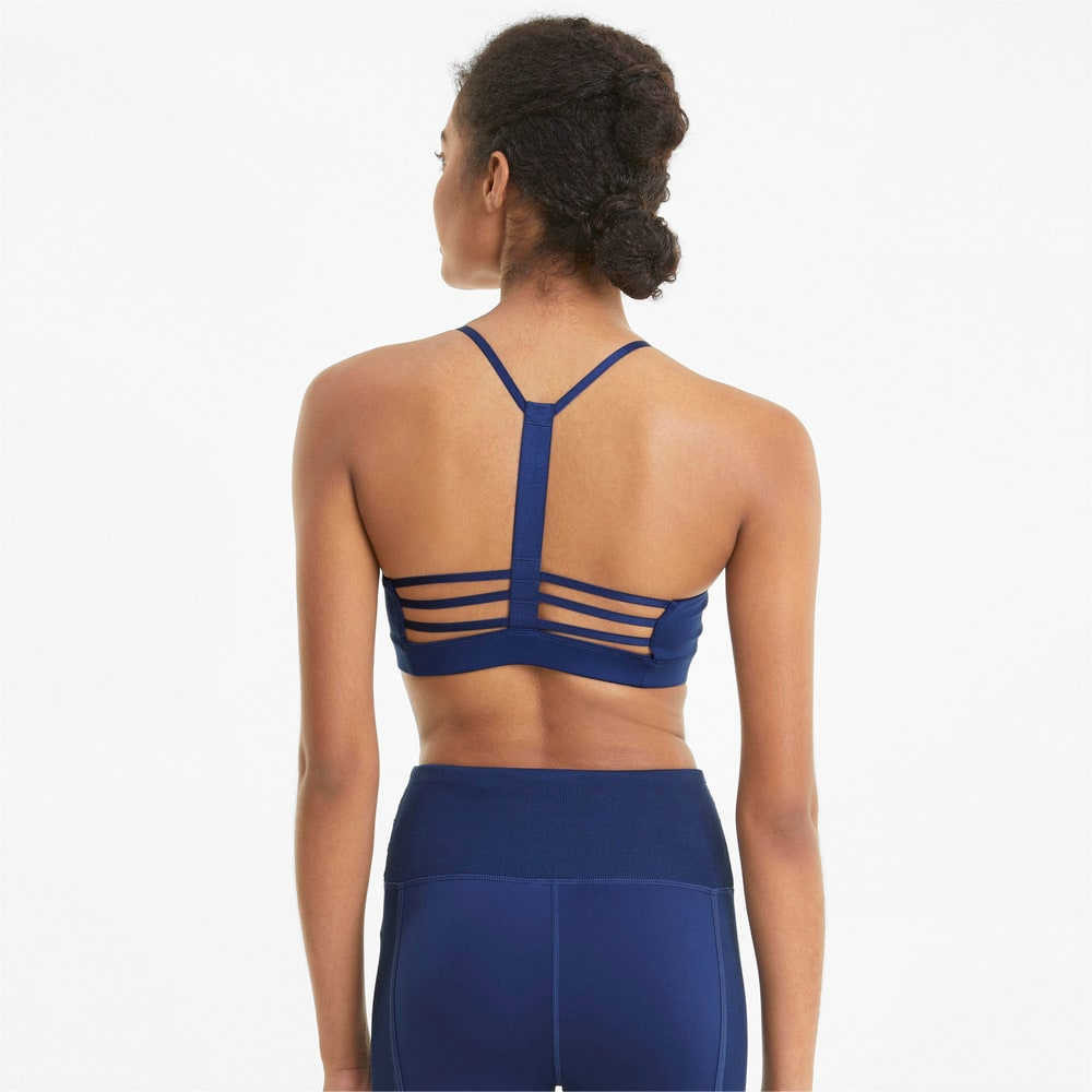 Изображение Puma Бра Low Impact Strappy Women's Training Bra #2