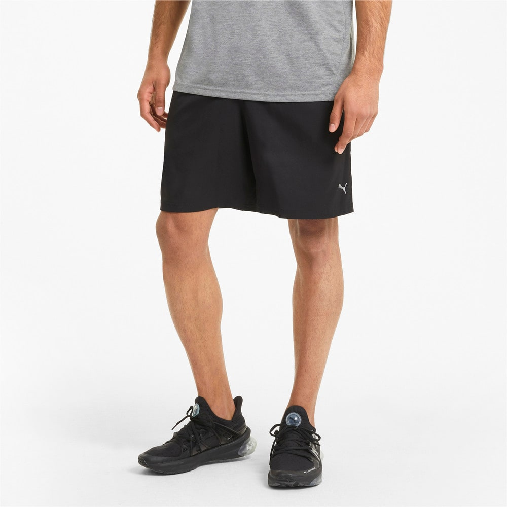 Imagen PUMA Shorts de training de 18 cm para hombre Performance Woven #1