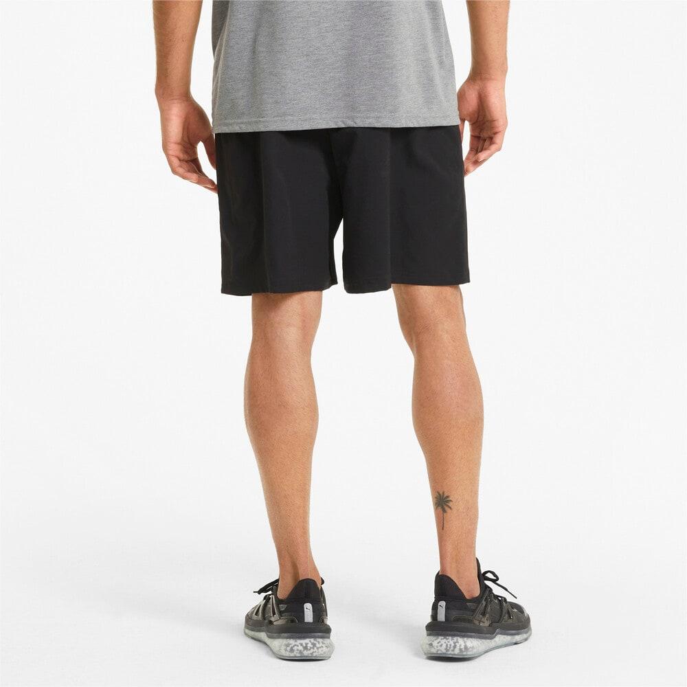 Imagen PUMA Shorts de training de 18 cm para hombre Performance Woven #2