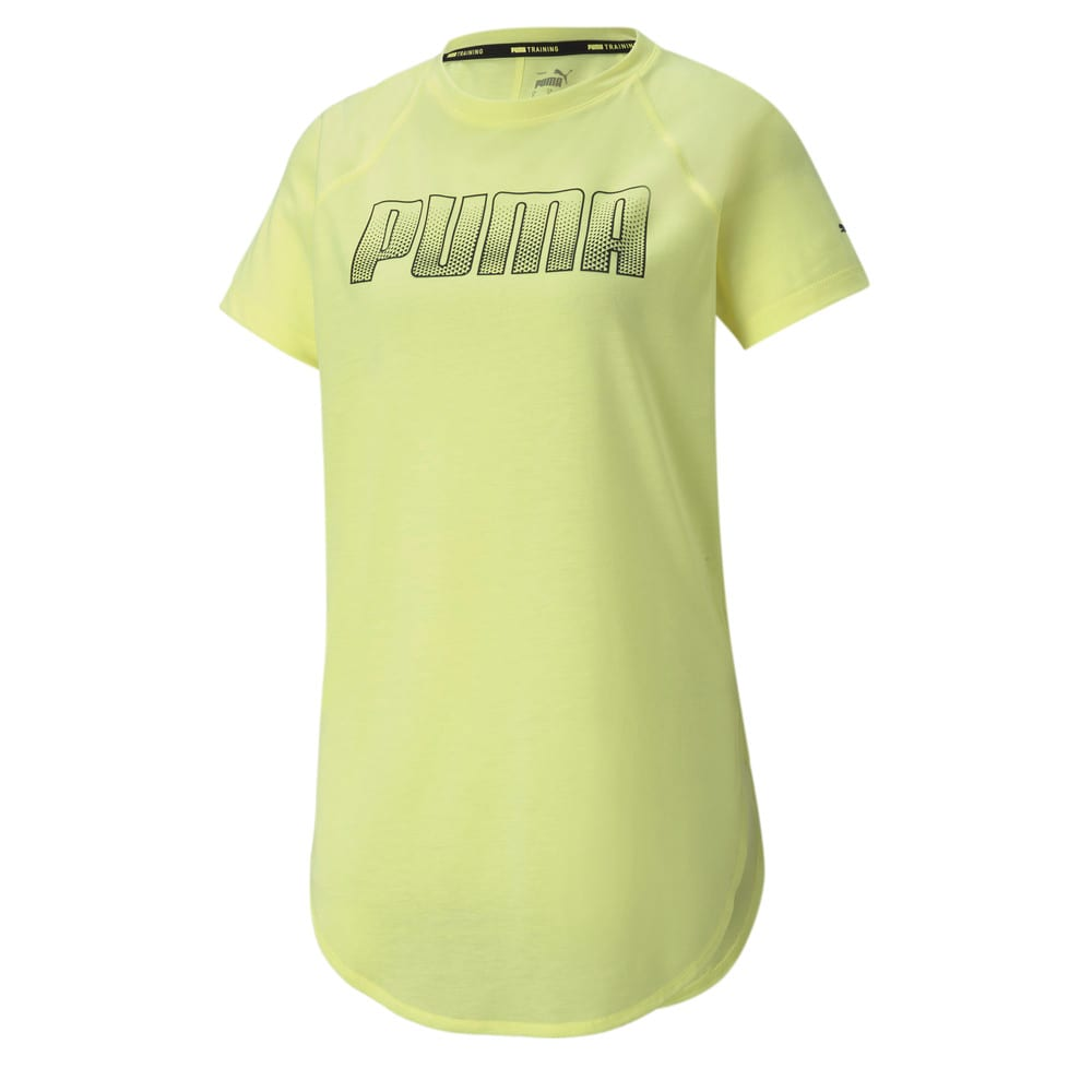 Зображення Puma Футболка Digital Logo Women's Training Tee #1