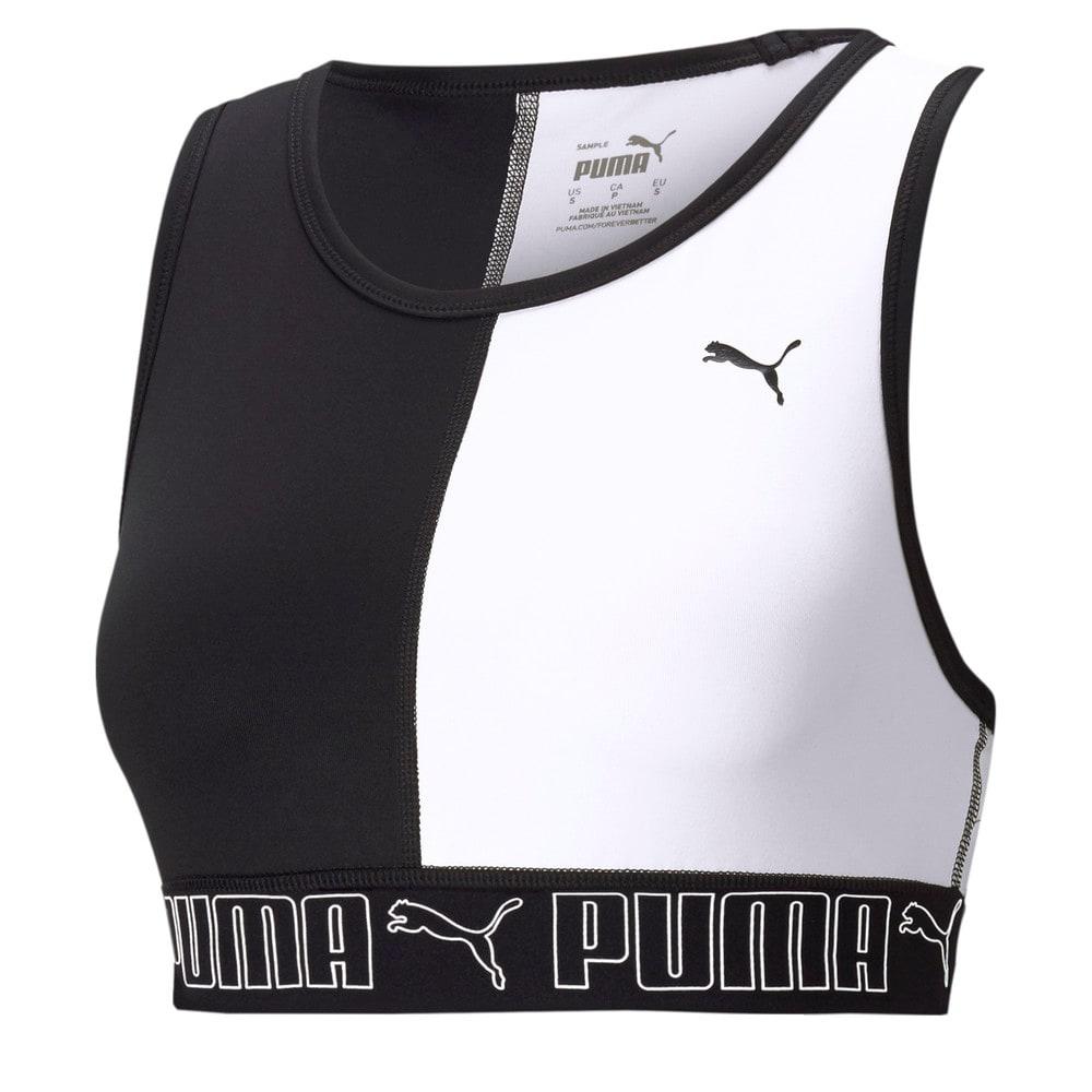 Изображение Puma Топ Elastic Women's Training Crop Top #1