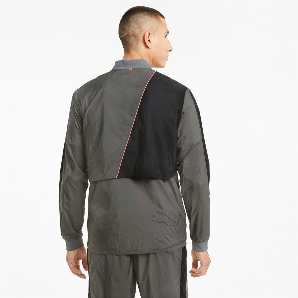 Изображение Puma Олимпийка Run Ultra Men's Running Jacket #2: CASTLEROCK-Grey Dawn