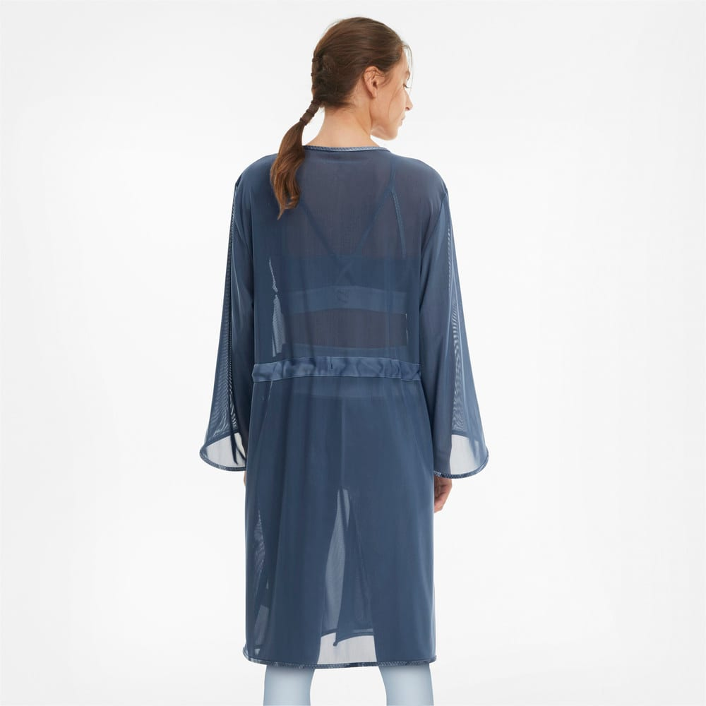 Зображення Puma Куртка Exhale Power Mesh Women's Training Jacket #2: Ensign Blue