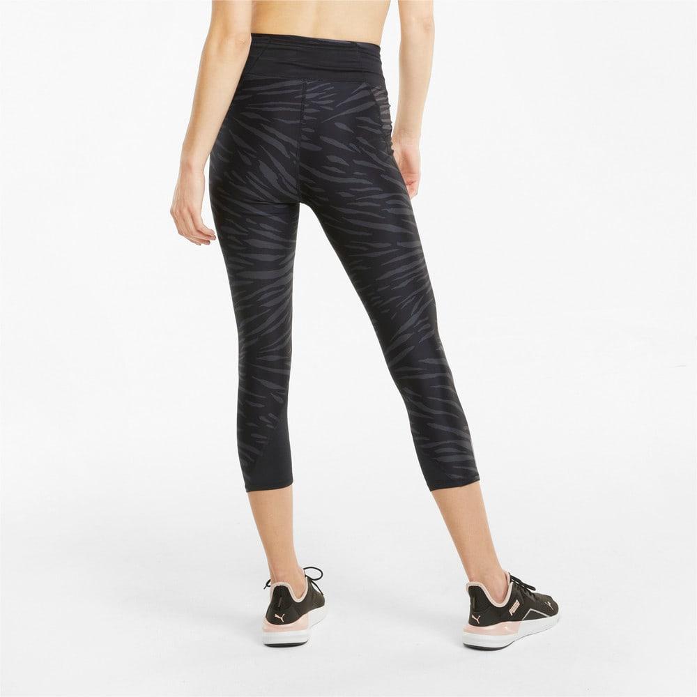 Imagen PUMA Leggings de training estampados de largo 3/4 para mujer Favourite #2