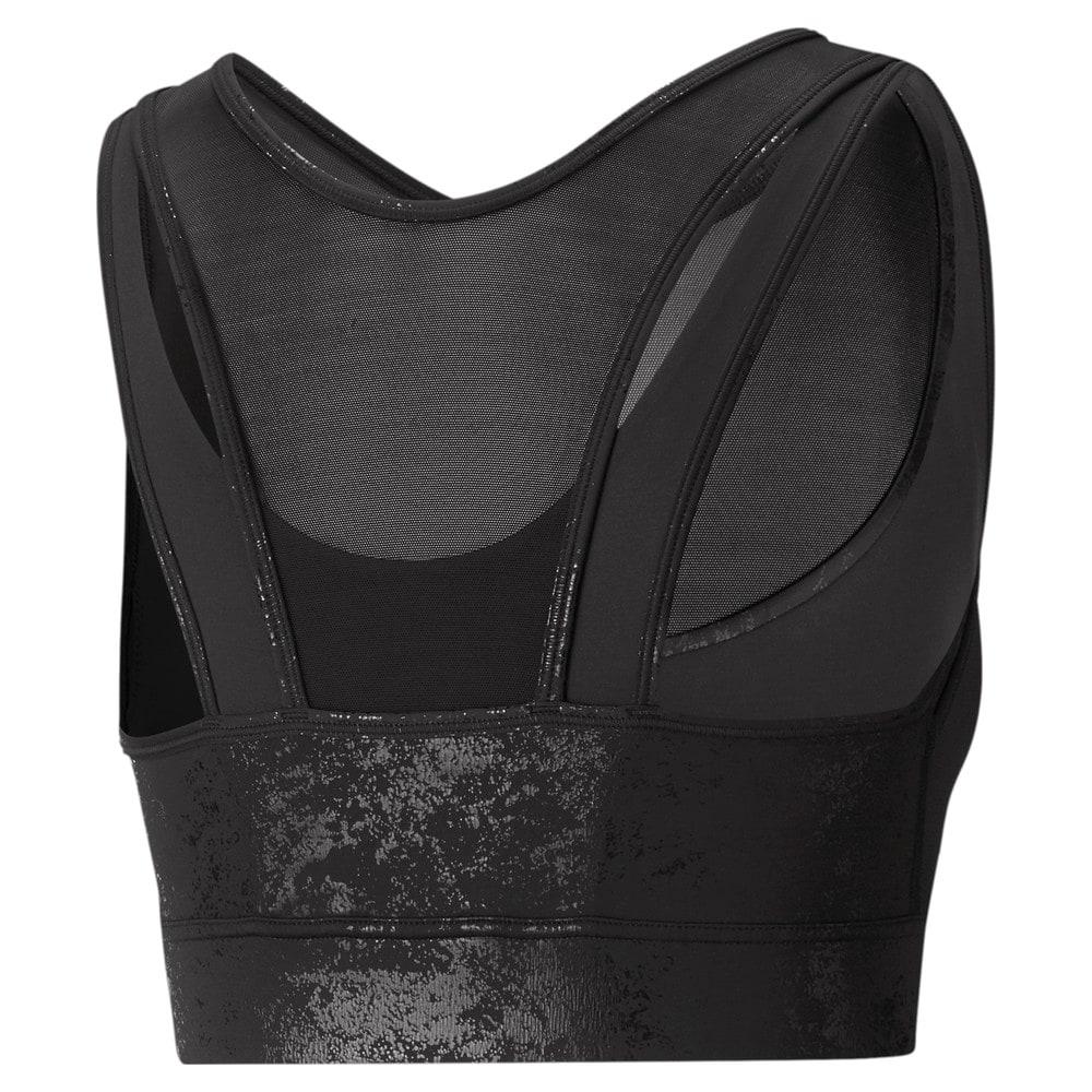 Image PUMA Top Fashion Luxe ellaVATE Training Feminino #2